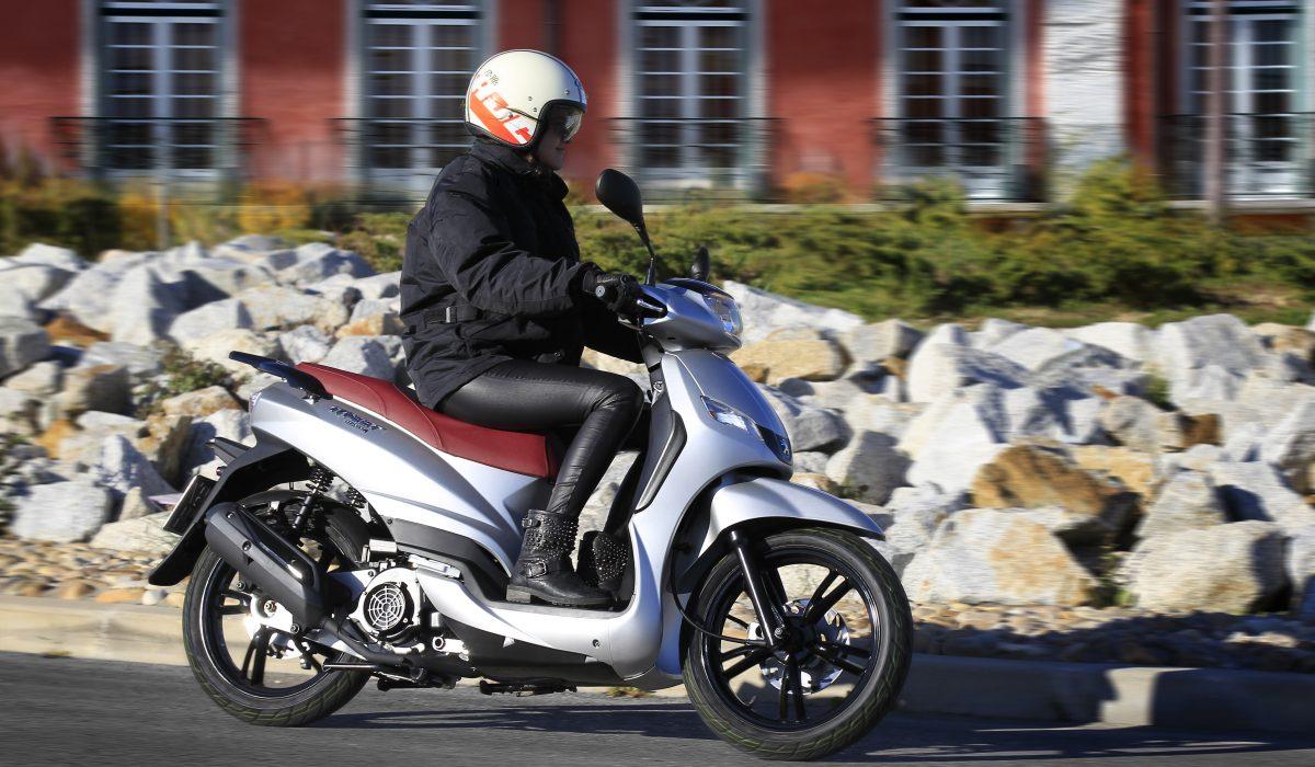 Las matriculaciones de motocicletas en España crecen un 16,3% en abril y acumulan una subida interanual del 16,2%