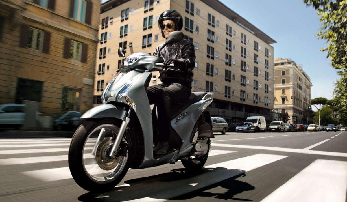 Las matriculaciones de motocicletas en España crecen un 13,4% en los primeros cinco meses del año