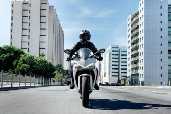 Las matriculaciones de motocicletas en España aumentan un 1,7% en marzo hasta las 10.986 unidades