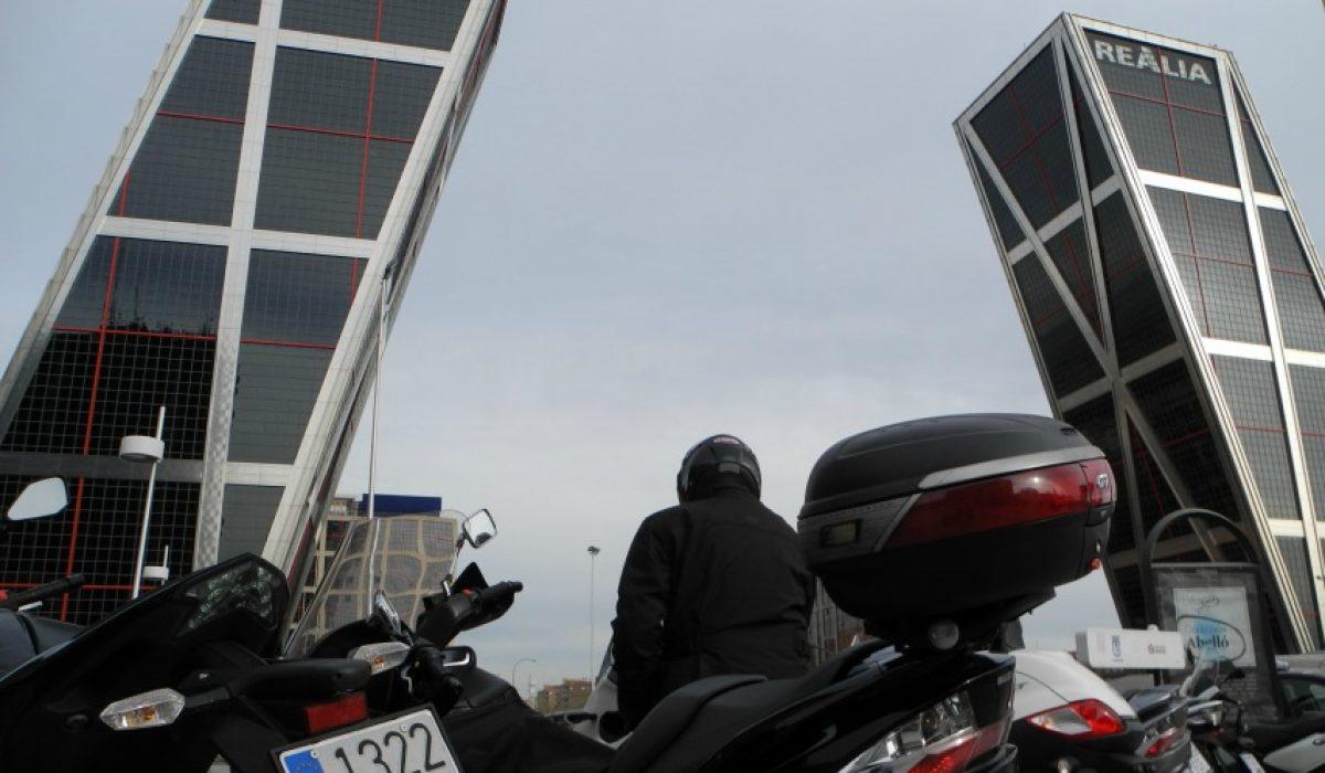 Las matriculaciones de motocicletas en España crecen un 11,4% en el mes de octubre