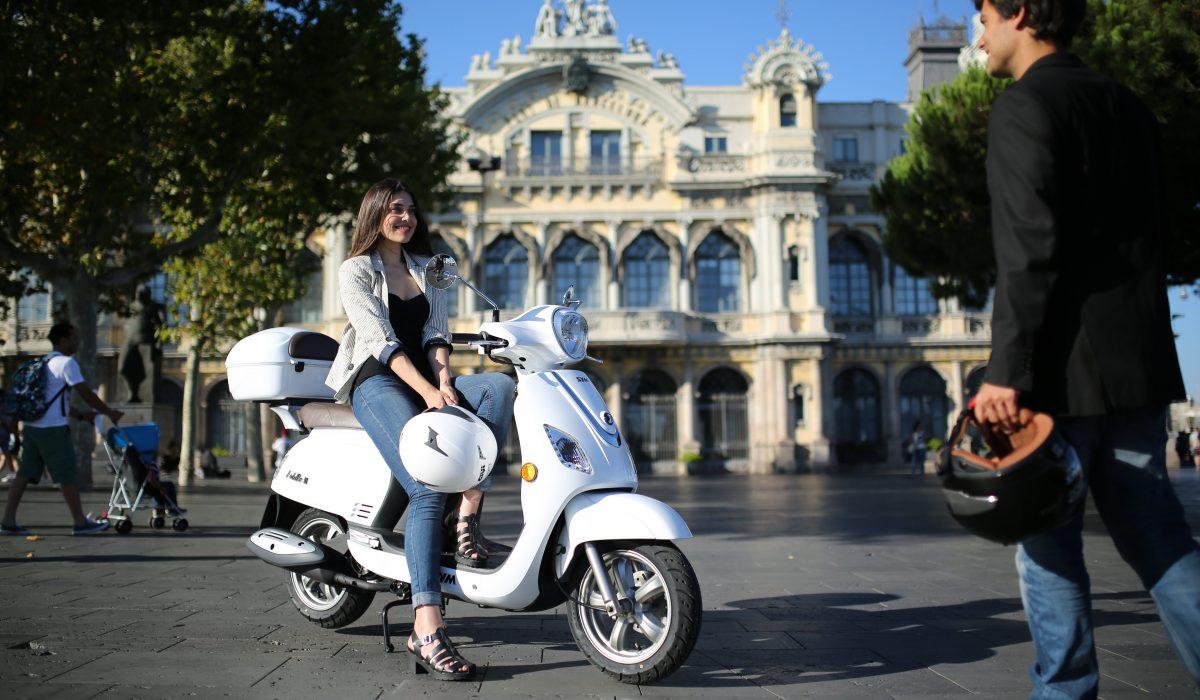 Las matriculaciones de motocicletas en España crecen un 37,6% en el mes de noviembre y acumulan una subida interanual del 12,3%