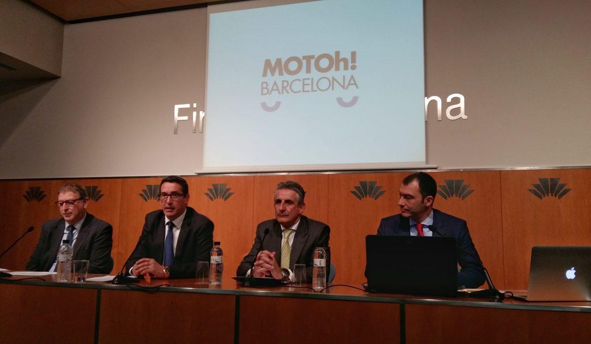 Motoh! Barcelona crece en su segunda edición, reúne 110 expositores y presenta 60 primicias