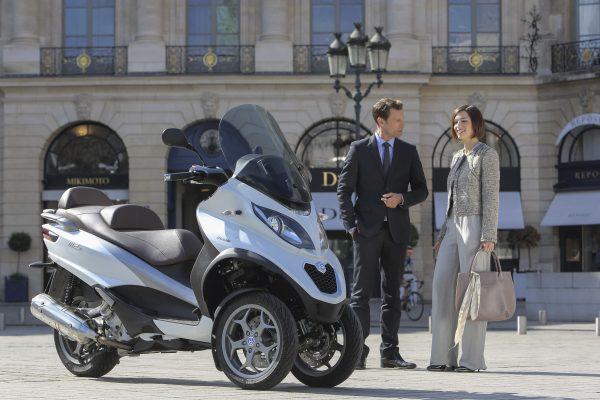 Las matriculaciones de motocicletas en Europa descienden un 6,4% en el primer trimestre del año con 193.191 unidades vendidas