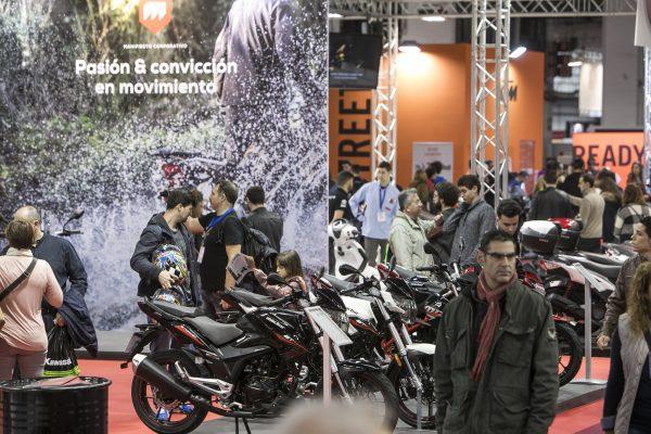 Las matriculaciones de motocicletas en España descienden un 14,7% en abril con 11.198 unidades matriculadas