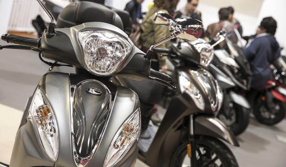 Las matriculaciones de motocicletas en España crecen un 3,4% en mayo con 14.424 unidades vendidas