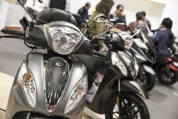 El sector de la moto supera las 200.000 unidades matriculadas en 2019