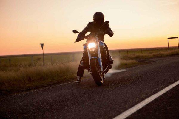 Consejos para conducir una moto por primera vez