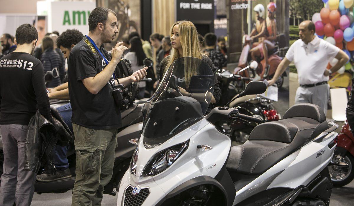 Las matriculaciones de motocicletas caen un 5,4% en la Unión Europea en la primera mitad de año