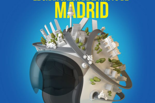 Vive la Moto, el Gran Salón de la Moto de Madrid, se prepara para ser el evento de referencia del sector de las dos ruedas