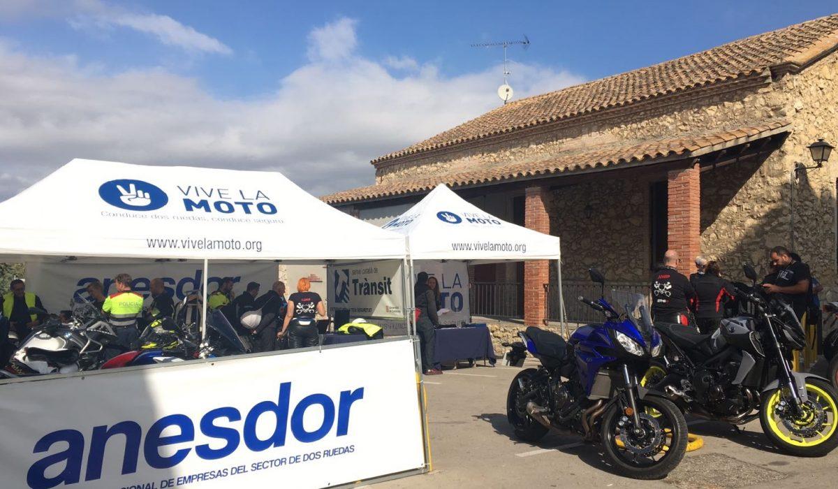 ANESDOR y el Servei Català de Trànsit organizan una sesión de Formació 3.0 el 25 de mayo en Manresa