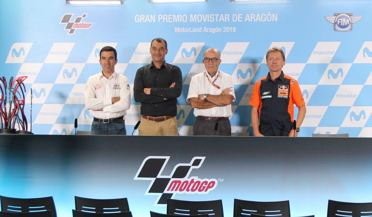 MotoStudent 2018, la mayor competición internacional universitaria de motocicletas del mundo, se celebrará en MotorLand Aragón del 3 al 7 de octubre