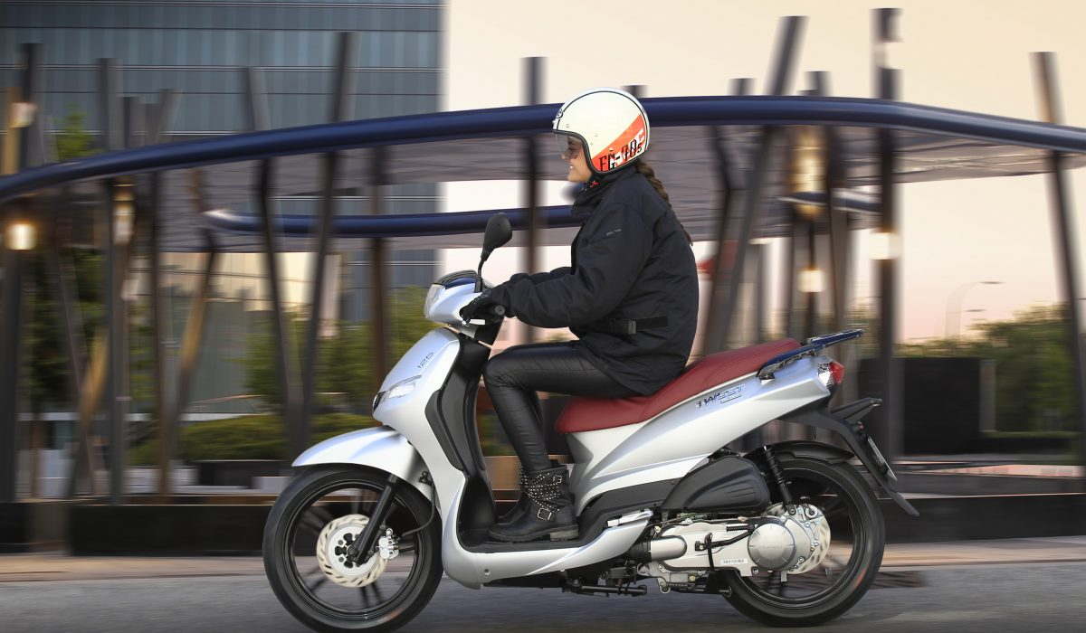Las matriculaciones de motocicletas en España crecen un 15,2% en octubre hasta las 14.354 unidades
