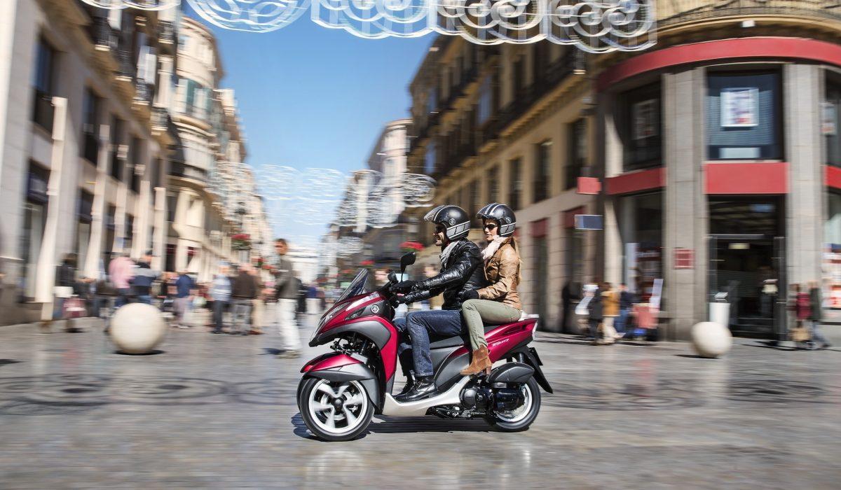 Las matriculaciones de motocicletas en España crecen un 32,9% en marzo hasta las 14.986 unidades