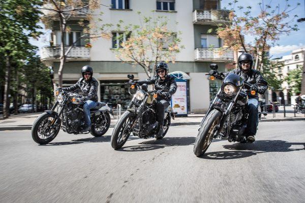Las matriculaciones de motocicletas en España crecen un 3,5% en enero hasta las 11.051 unidades