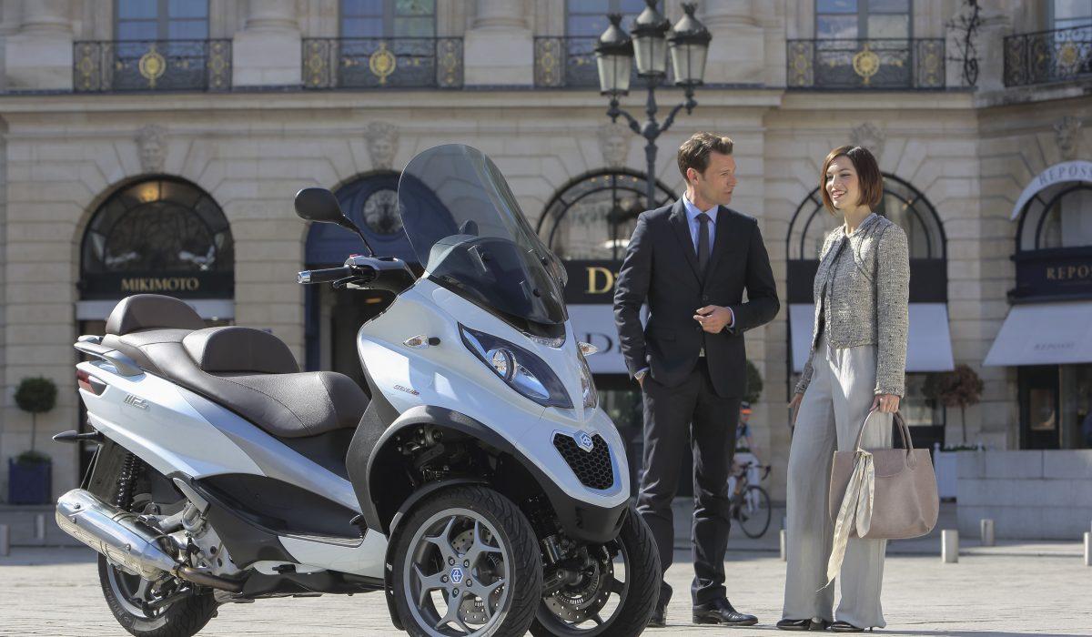 Las matriculaciones de motocicletas en España aumentan un 17% en febrero hasta las 10.748 unidades
