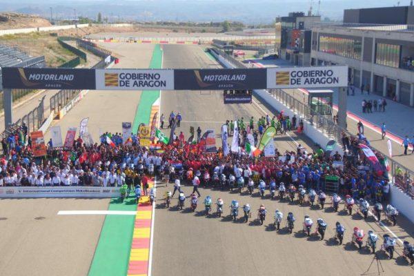 Estudiantes universitarios de todo el mundo compiten por desarrollar la mejor moto en MotoStudent