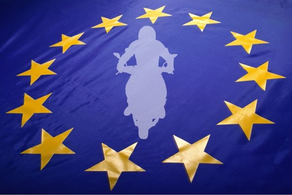 Las matriculaciones de motos en los principales mercados europeos crecieron en el primer trimestre de 2021