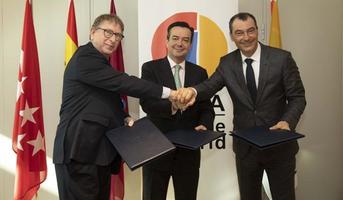 ANESDOR, IFEMA y KANDO renuevan su acuerdo para la celebración del Gran Salón Internacional de la Moto de Madrid
