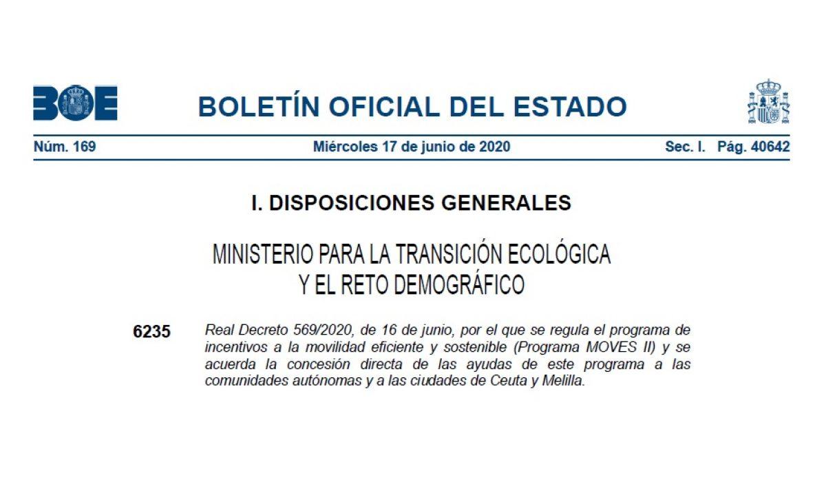 El Ministerio de Transición Ecológica paraliza el mercado de motos eléctricas
