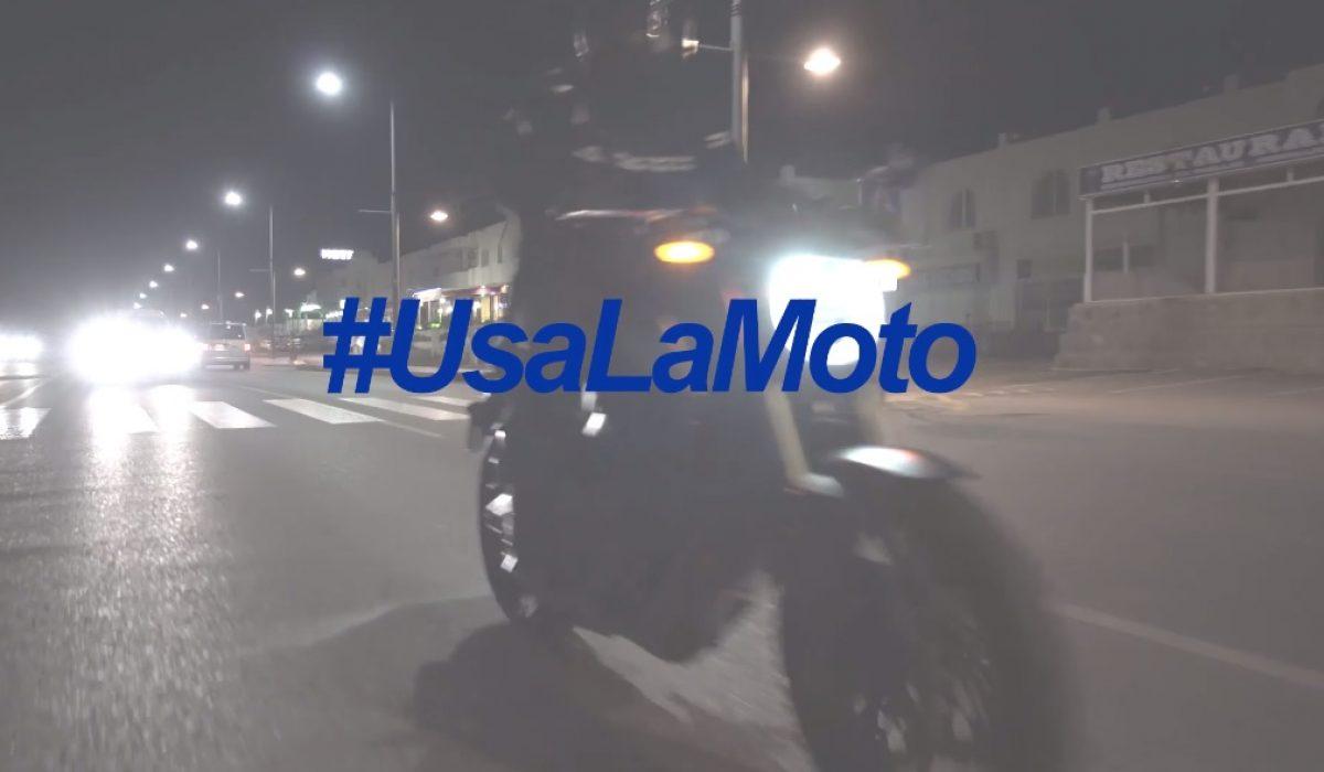ANESDOR impulsa la campaña #UsaLaMoto para promover el uso de los vehículos ligeros en España