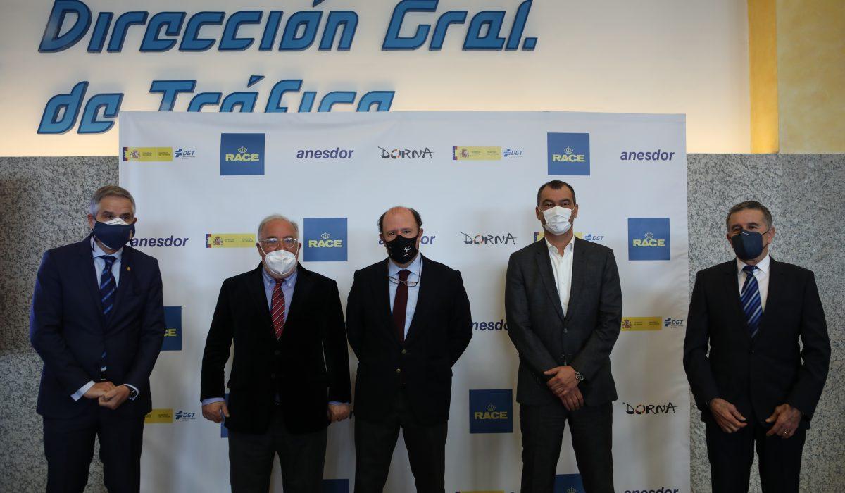 ANESDOR y el RACE, con la colaboración de DGT y DORNA, lanzan la campaña #PonteUnAirbag