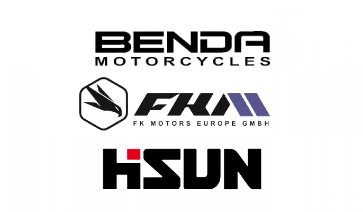 Grupo Vegamoto, importador de las marcas Benda Motorcycles, Hisun Motors y FKM, nuevo miembro de ANESDOR