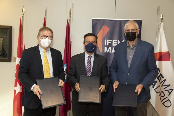 IFEMA MADRID, ANESDOR y KANDO renuevan su acuerdo de colaboración para la celebración de VIVE LA MOTO 2022